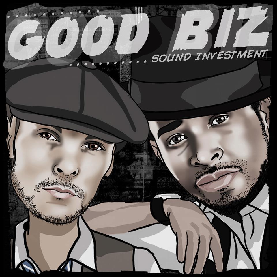 Score A Point For Intelligent Hip Hop - Good Biz Drop