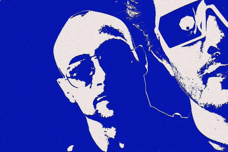 An exclusive interview with Paris electro duo The Glimps-2012-01-02 09:15:34