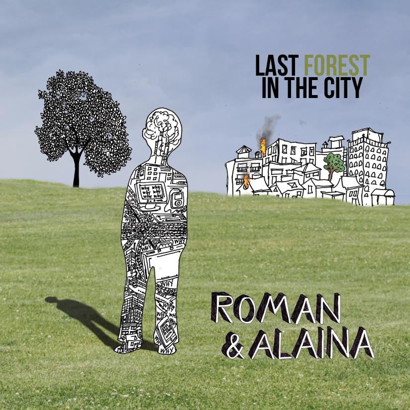 Indie Folk Duo Roman & Alaina Interview Plus Album Review-2012-01-12 20:38:56