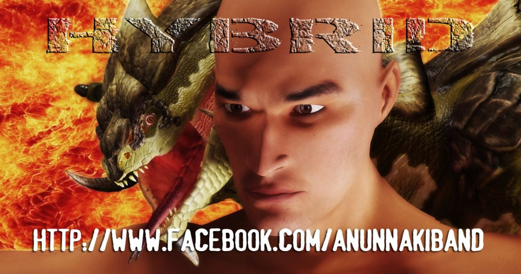 Exclusive Interview with Mark Vanstone of solo rock project Anunnaki-2012-02-07 05:29:17