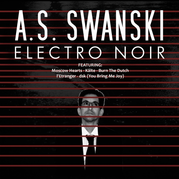 A.S. Swanski presents dark electronic, avant-garde, trip hop and industrial with