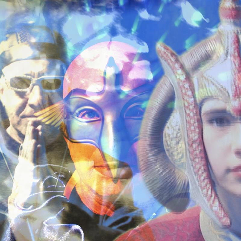 Electronic music master Peter Westheimer dazzles with the surreal, spiritual