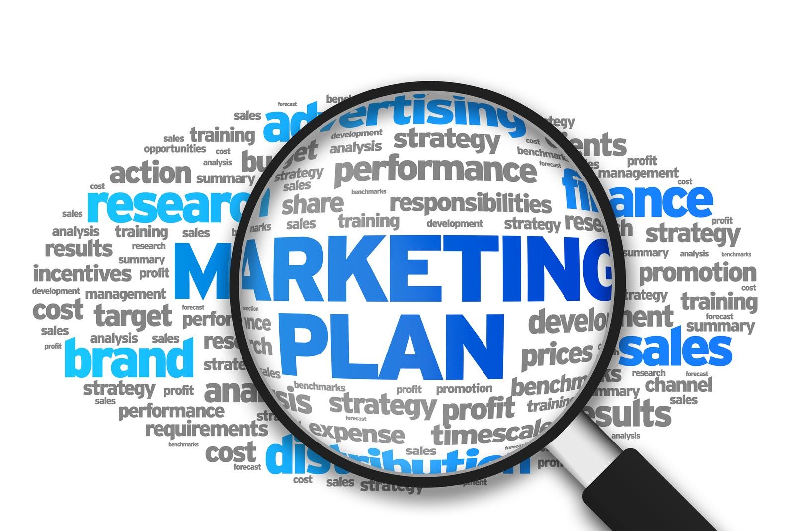 Your Marketing Plan Pt. 2