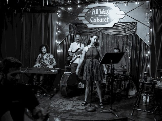 Introducing the Somber, Wild Sounds of New Orleans Alternative Blues Jazz duo /fyo?o?/
