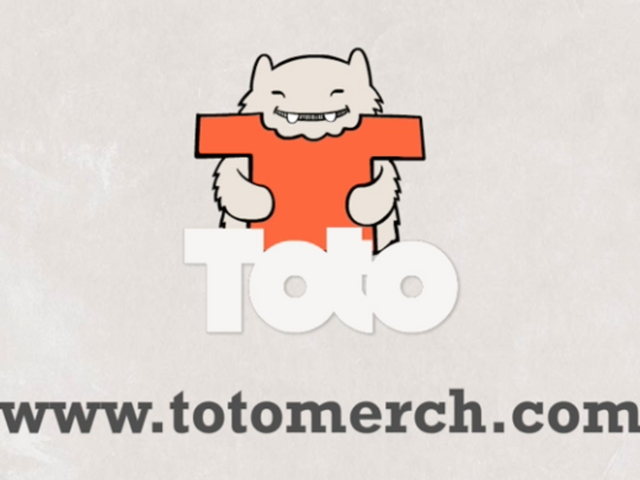 Musicians tip of the day - Try Totomerch.com for band merchandise