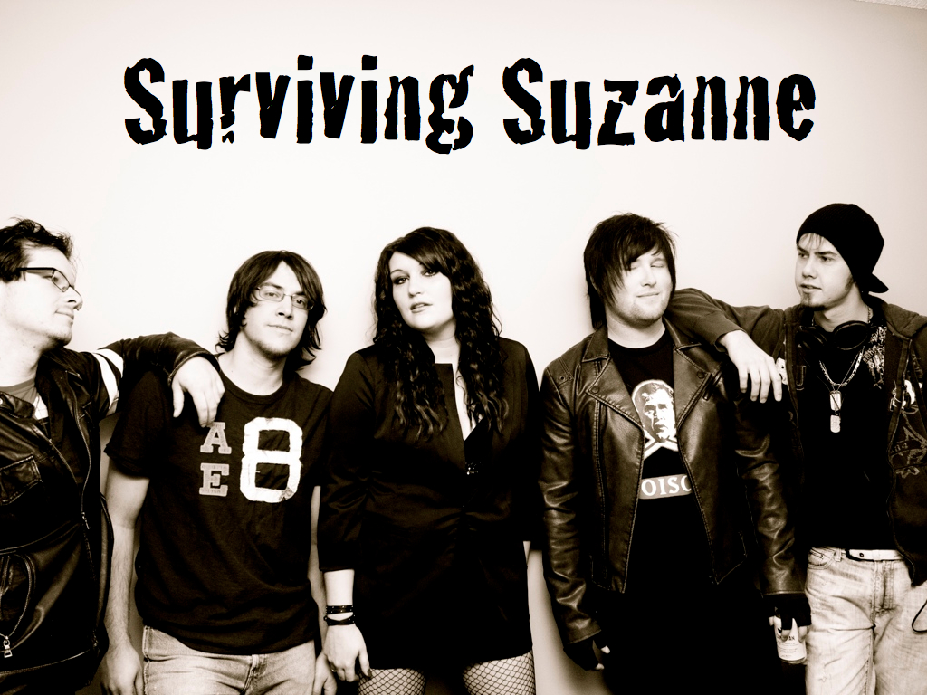 Interview with Edmonton rock band Surviving Suzanne