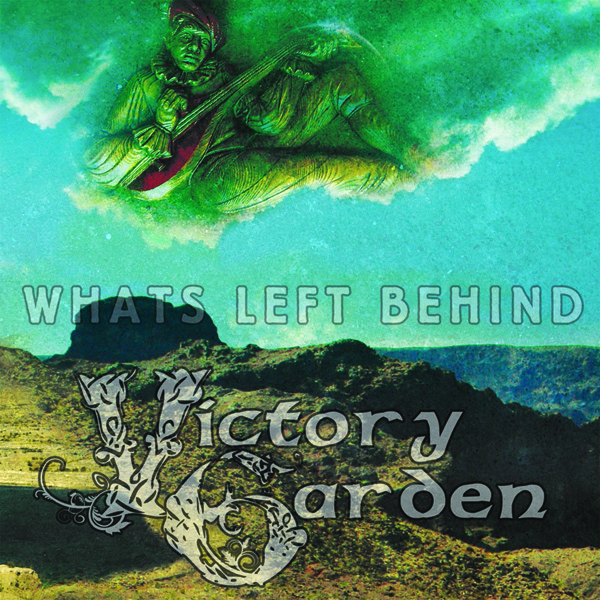 Victory Garden - What's Left Behind EP Review (For fans of Smashing Pumpkins, Modest Mouse)