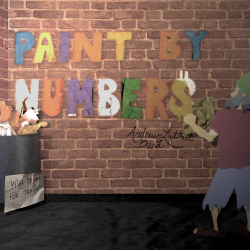 Andrew Luttrell Band - Paint by Numbers CD Review (2012)
