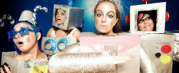 DIRTY PANTIES – I am a Robot