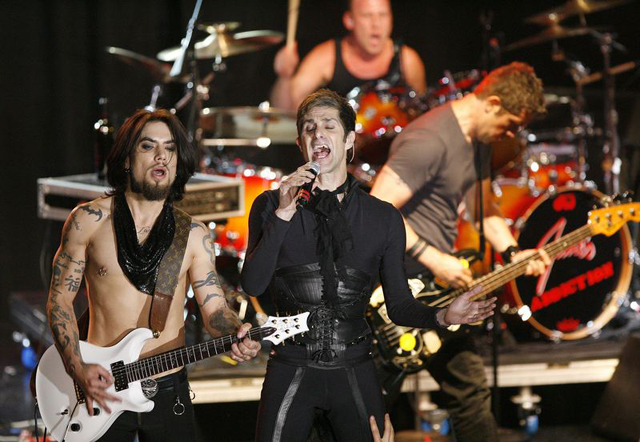 Live Music Roundup - Jane's Addiction, Katatonia, Devin Townsend Project, Swans