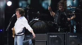 Rock n' Roll Lives! Hats Off To Sir Paul And Nirvana