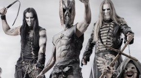 What Unsigned Bands Can Learn From Behemoth's Promotional Photos