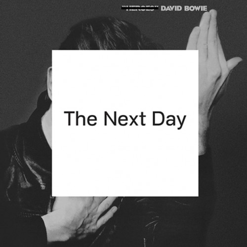 David Bowie The Next Day Album Cover on the Independent Music Promotions Blog