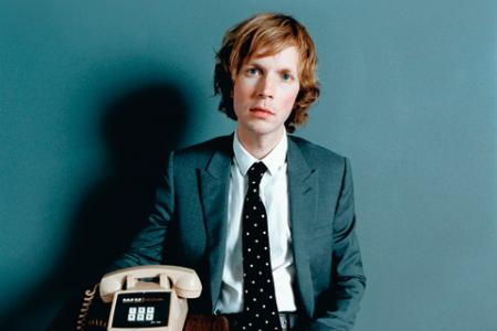 Beck on the Independent Music Promotions Blog