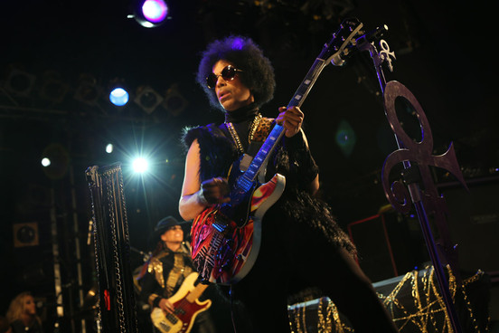Prince on the Independent Music Promotions Blog
