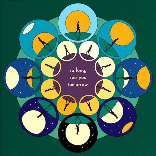 Bombay Bicycle Club Album Cover on the Independent Music Promotions Blog