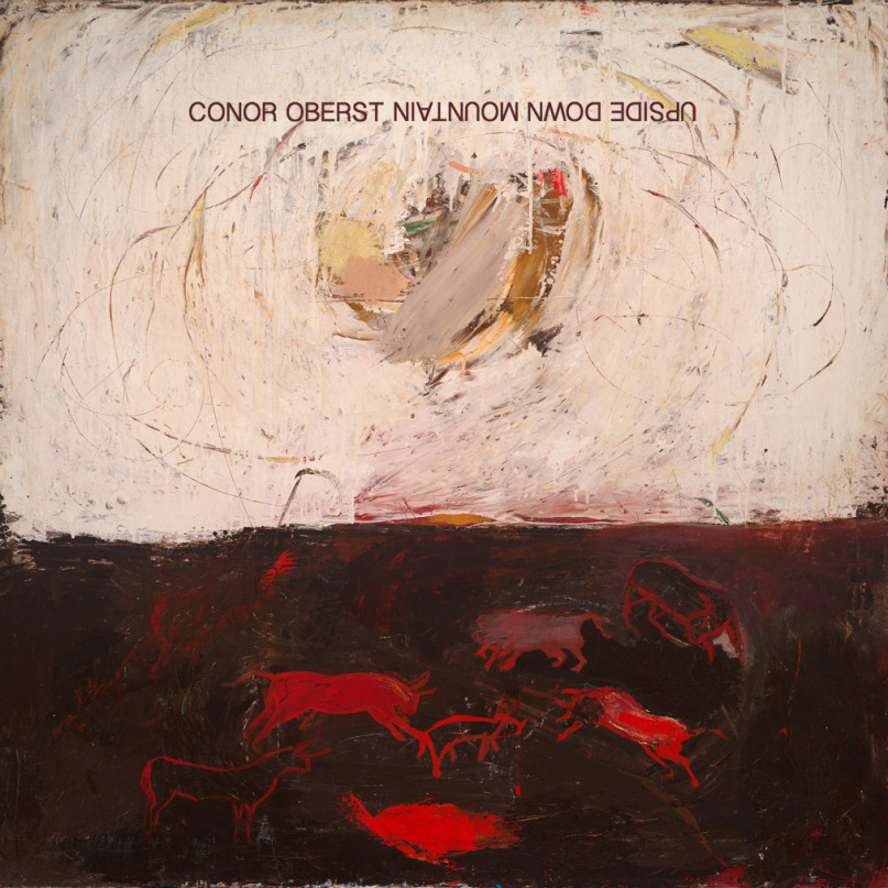 Conor Oberst Upside Down Mountain cover