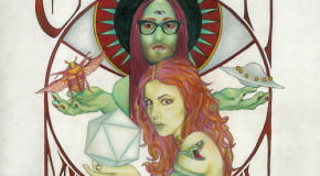 Sean Lennon eats his father's ghost and shines on Midnight Sun