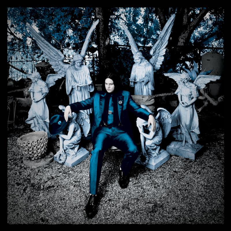 Jack White Lazaretto cover