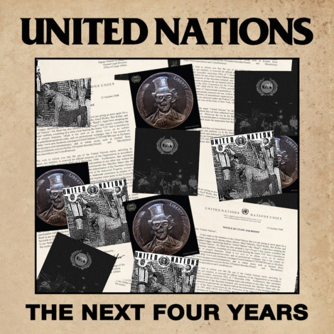 """The Next Four Years"" by United Nations"