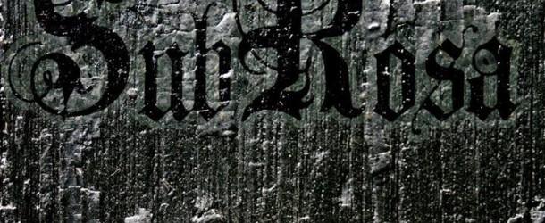 SubRosa: Revealing our humanity through doom metal
