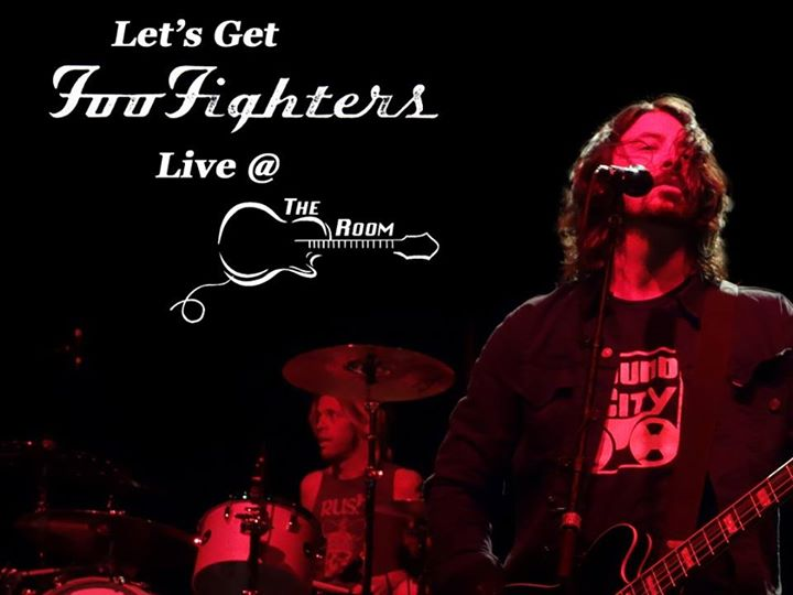 Foo Fighters on the Independent Music Promotions Blog