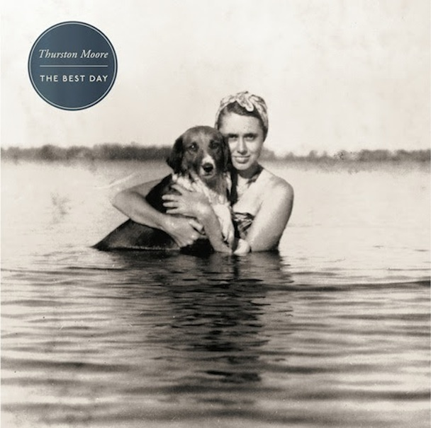 Thurston Moore The Best Day cover