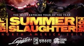 Summer Slaughter 2015 in Philadelphia