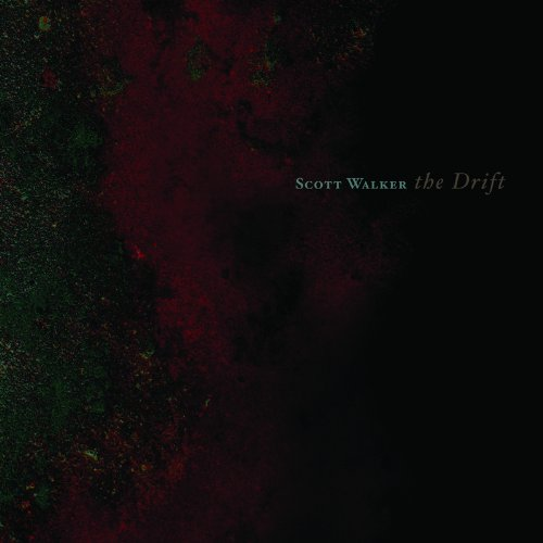Scott Walker The Drift cover