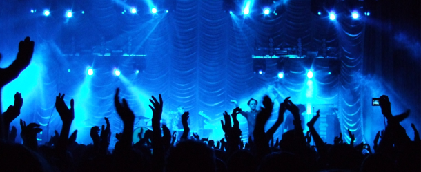 Why Going To Shows Will Help Your Music Career