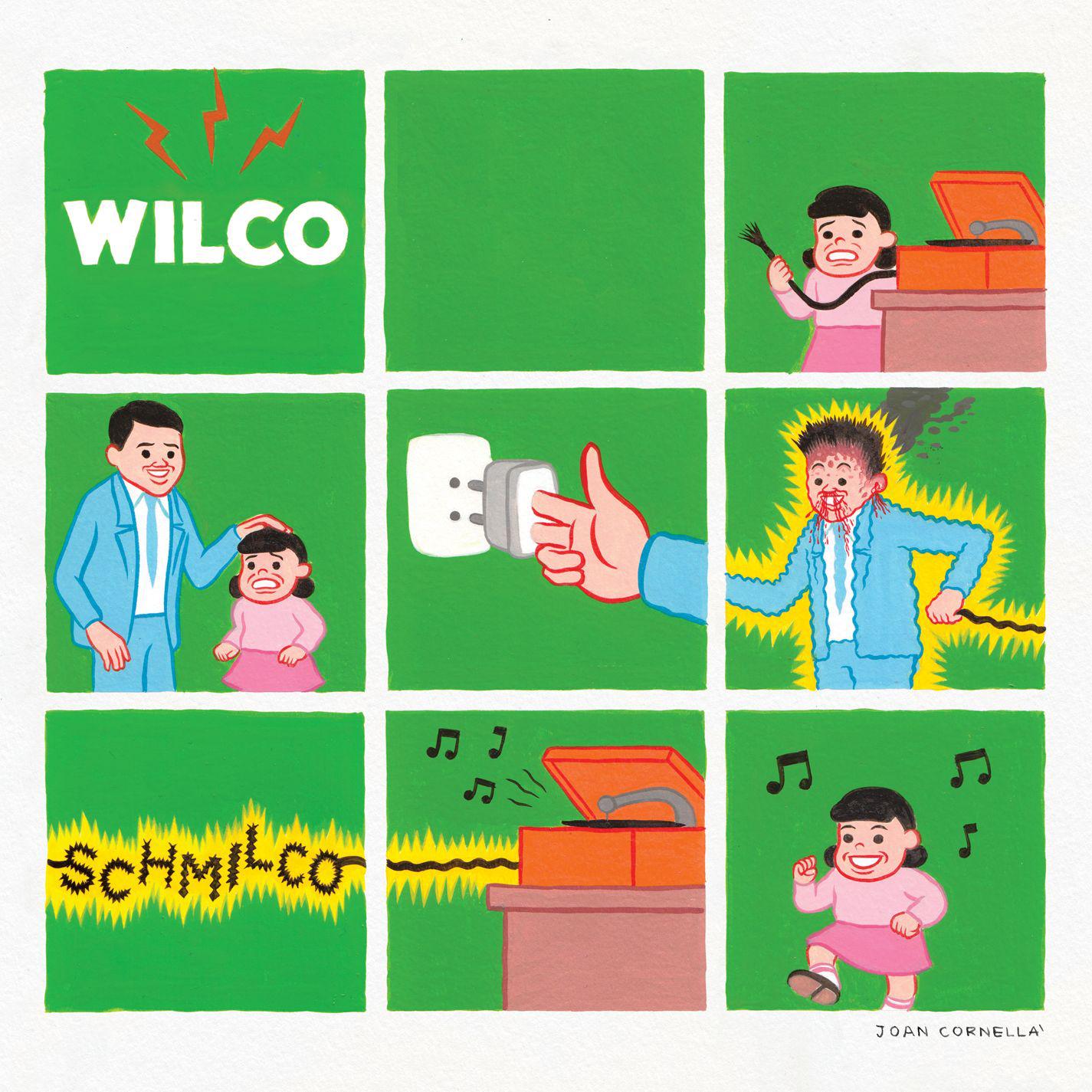 Wilco Shrug with Their Tenth Album, Schmilco
