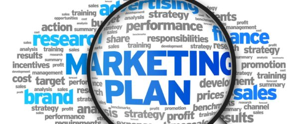 Outlining Your Marketing Plan Part 1