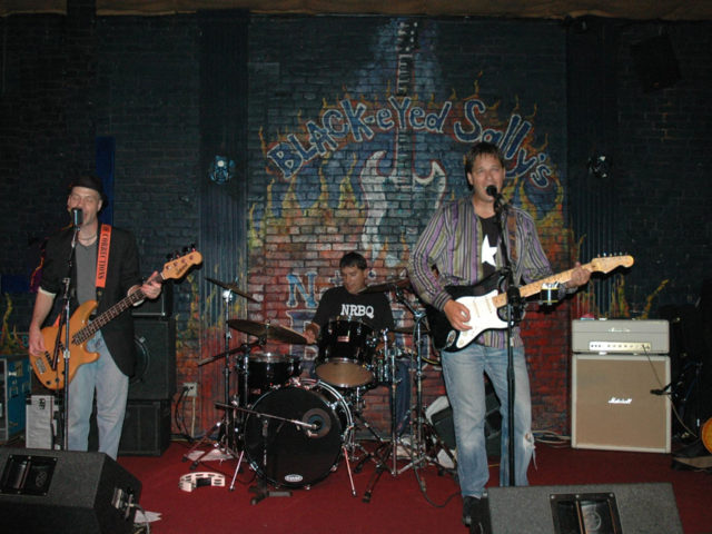 Local Band Syndrome