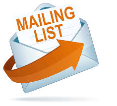Your Mailing List And Your Band
