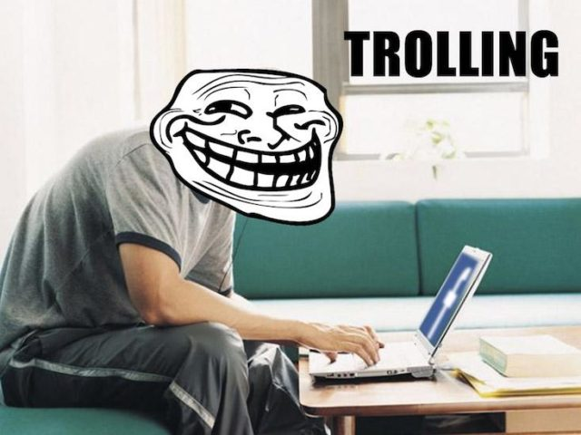 Internet Trolling And Your Band