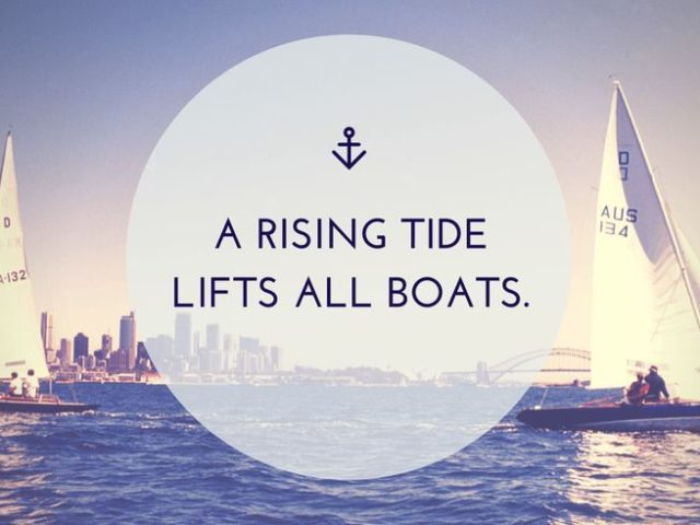 Rising Tides Lift All Boats – A Primer On DIY Music