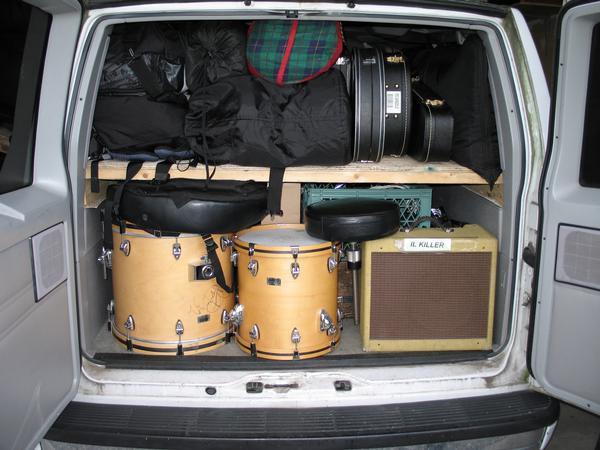 Van Essentials for your DIY Band