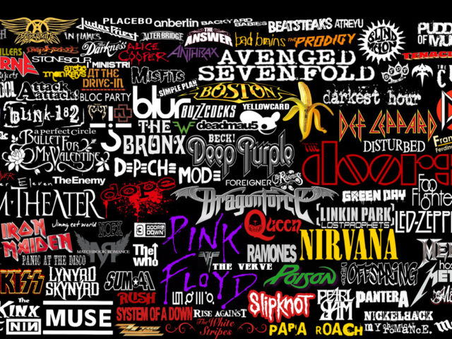 Names and Logos, the Two Defining Factors Of Your Band