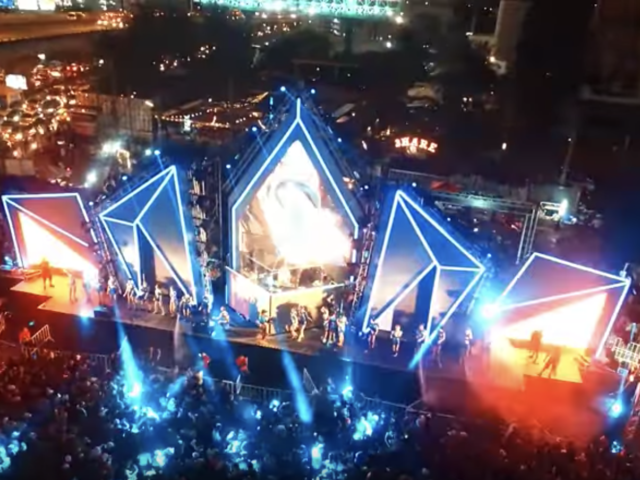 Cool Drone Videos of Music Festivals Around the World