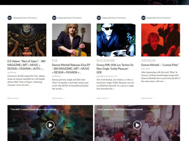 Independent Music News on Flipboard