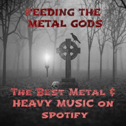 Feeding the Metal Gods playlist
