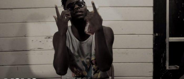 Rising Rapper J'Moris