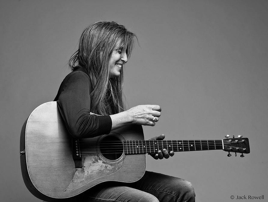 Kristina Stykos photo by Jack Rowell