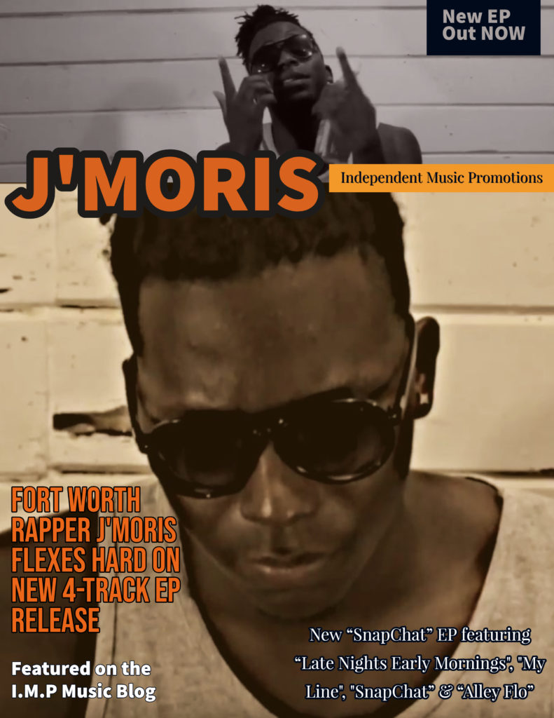 Independent Rapper J'Moris featured on the I.M.P Music Blog