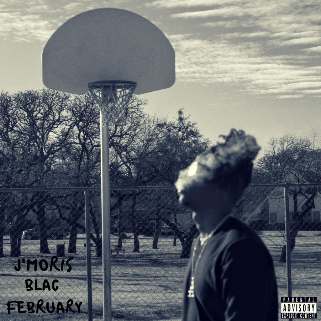 J'Moris - Blac February cover artwork