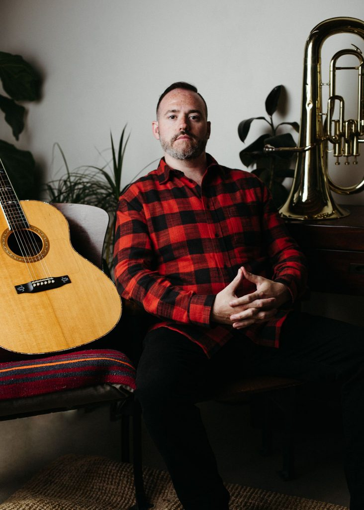 Jon Ireson, producer of The Virtualistics album