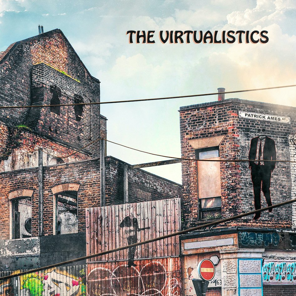 PAtrick Ames - The Virtualistics album