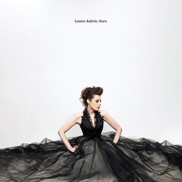 Indie Rock artist Louise Aubrie